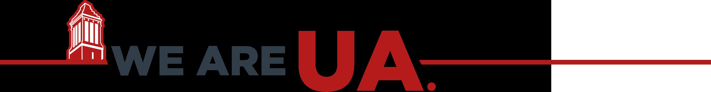 We Are UA.